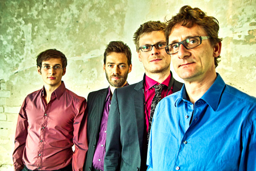 Uwe Oberg , Jörg Fischer , Georg Wolf + Frank Gratkowski - After All